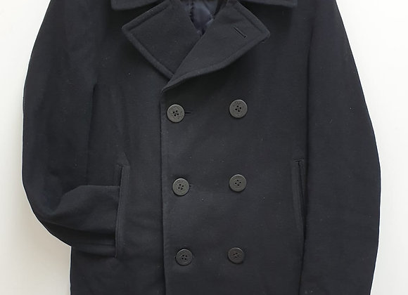 Uniqlo Black coat. Size XS