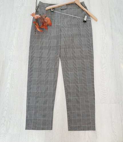 Warehouse check trousers. Uk 12