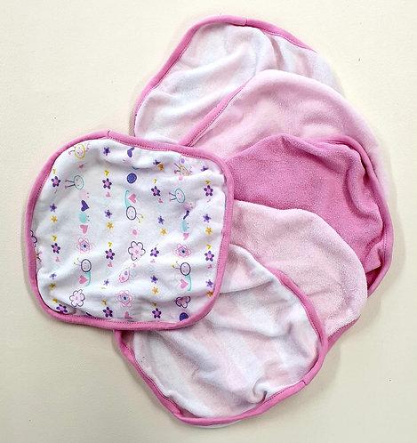 💛Babies R Us set of 6 wash cloths.