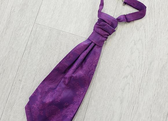Dobell clip on tie