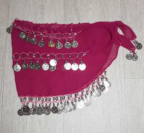 ◾Child's belly dancer tie round waist wrap