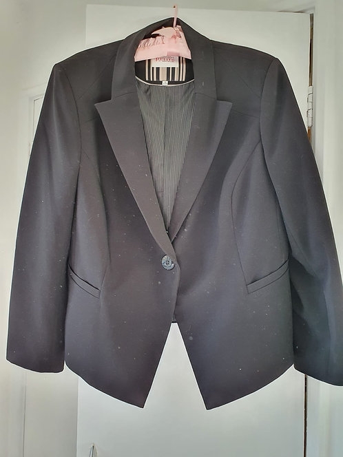 Principles black jacket. Size 18 petite
