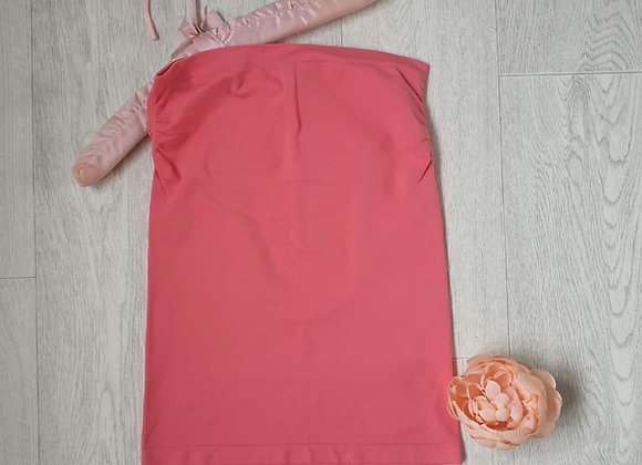 🧡ATMOSPHERE coral bandeau top. Size 8/10