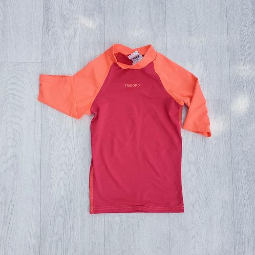 🐦Decathlon pink sports top. 6yrs