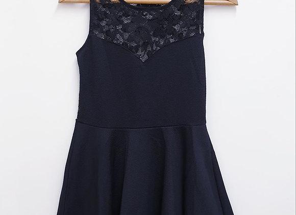 🦝Cameo Rose black lace dress. Size 12