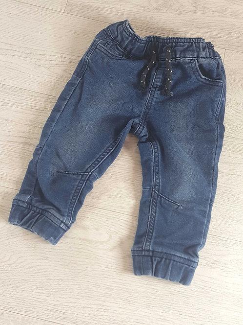 Denim Co denim trousers 9-12m