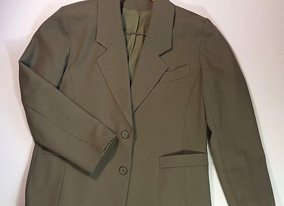 Debenhams green blazer. Size 12