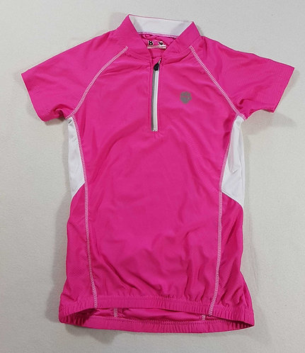 ◾Muddy fox running top with ipod pocket at back. Size 8