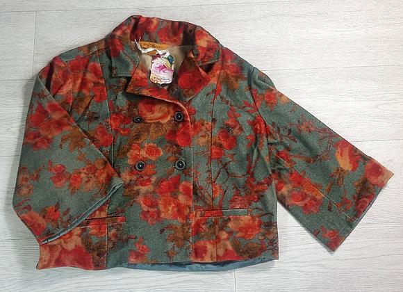 April Cornell lightweight short jacket. Size Small