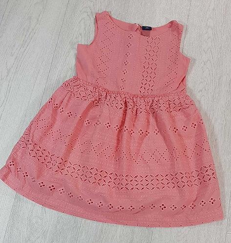 Gap kids pink summer dress. 4-5yrs