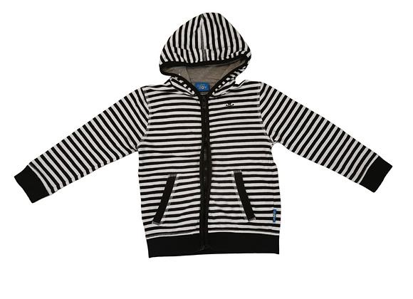 Emma Bunton striped hoody. 4-5yrs