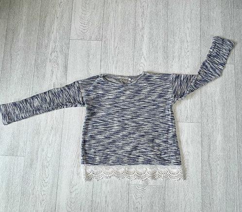 🦊Next blue/white jumper. 11yrs