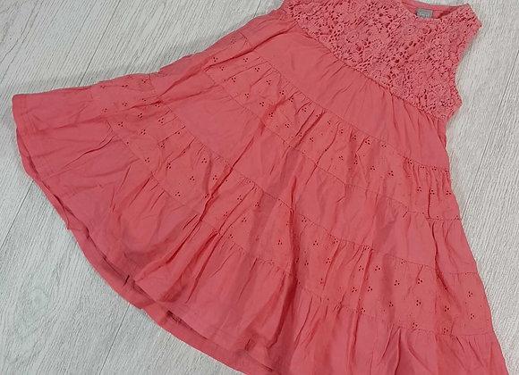 Tu Coral summer dress 2-3yrs