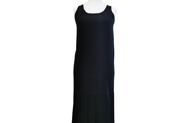 Black vintage dress. Uk 12