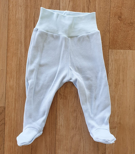 Blue trousers. 0-3m