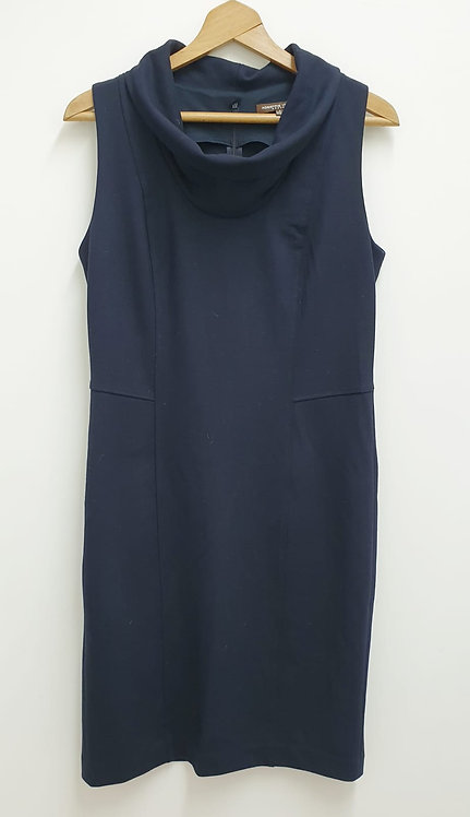 Adrienne Vittadini navy dress. US 8