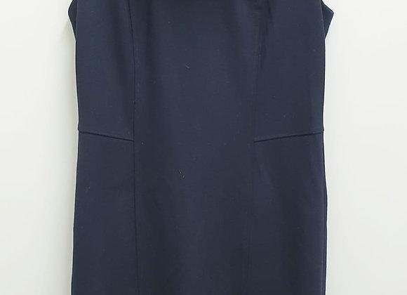 Adrienne Vittadini navy dress. US 8