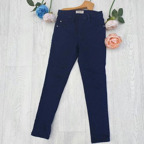 ⭐Next navy skinny jeans. 9yrs