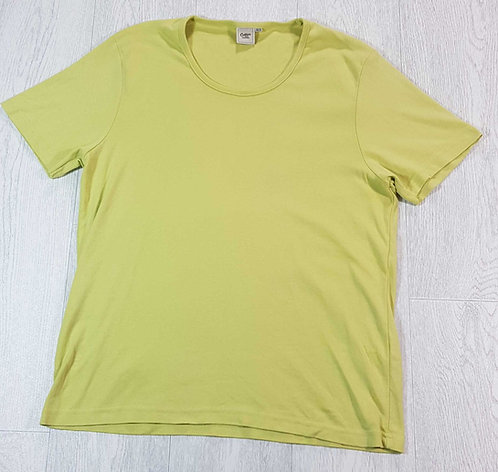 Cotton Traders t-shirt. (BLUE OR GREEN) 18/20