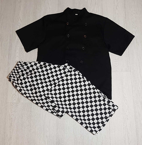 ◾Chef outfit. Mens Small