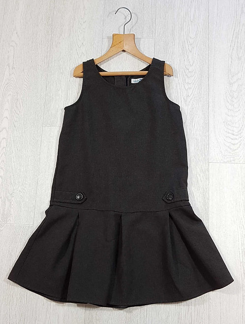 ◾M&Co grey school dress. 9-10yrs