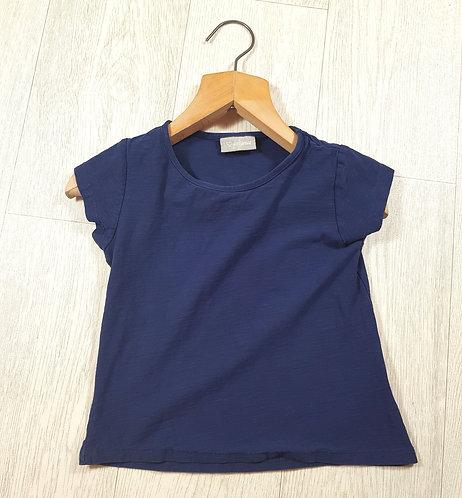 🌈Next girls navy blue tee-shirt size 5 years