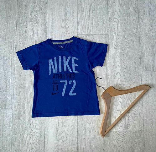 🦊Nike blue T-shirt. 3-4yrs
