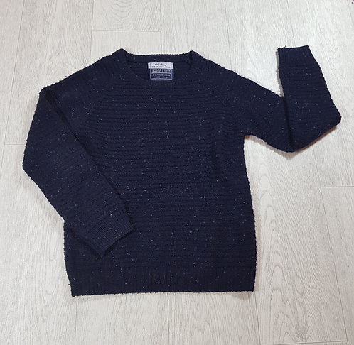 🐠Primark boys Navy jumper size 9 / 10 years