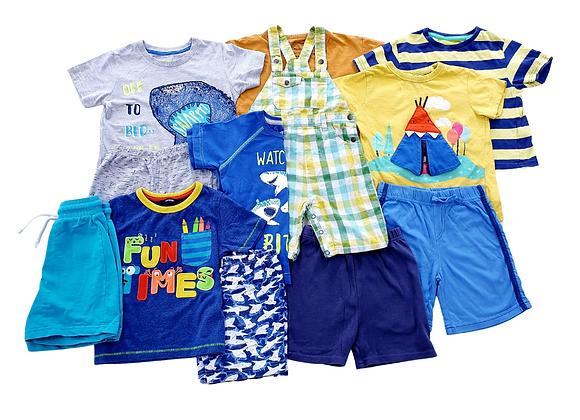 Boys Summer Messy Play bundle.