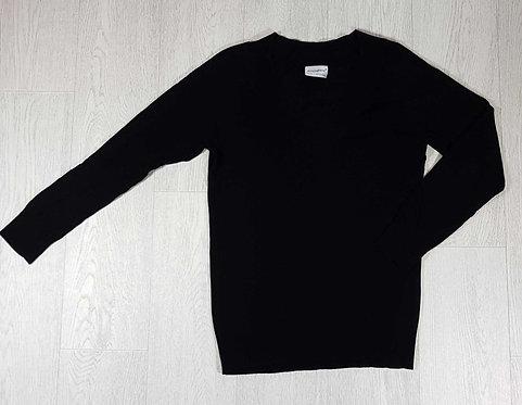 ◾Atmosphere black V neck sweater. 12-14