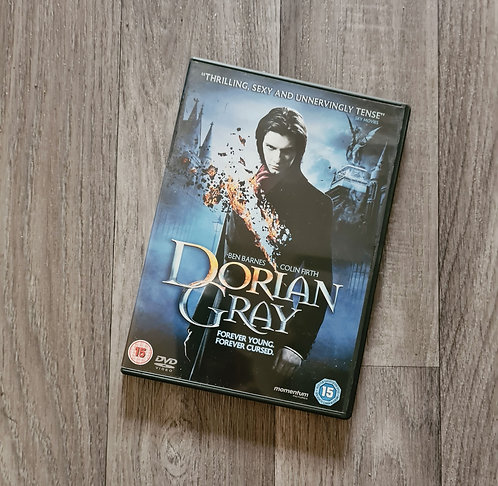 DVD - Dorian Gray rating 15