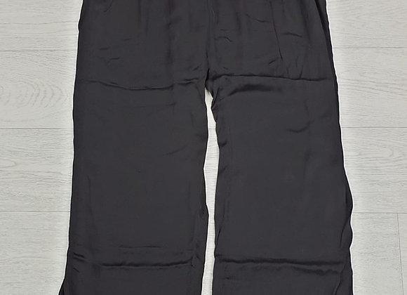 Deha satin style trousers. With elasticated waist.  Tall