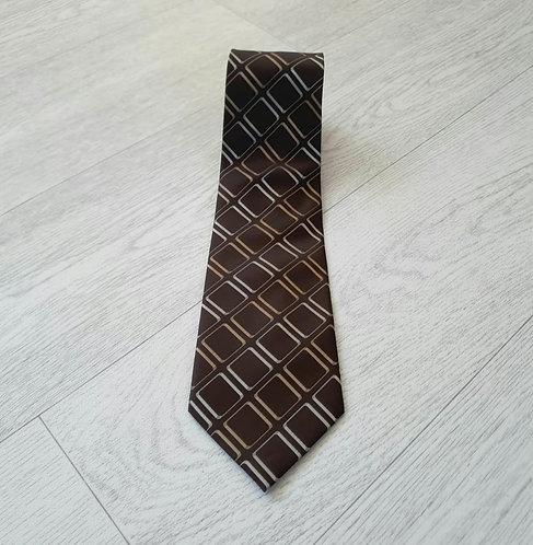 George brown tie.