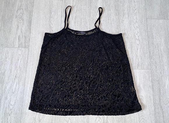 🦊Atmosphere black vest. Size 16