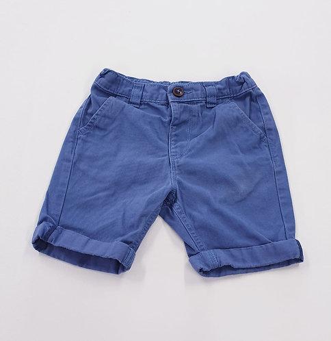 🐛George blue shorts. 3-4yrs