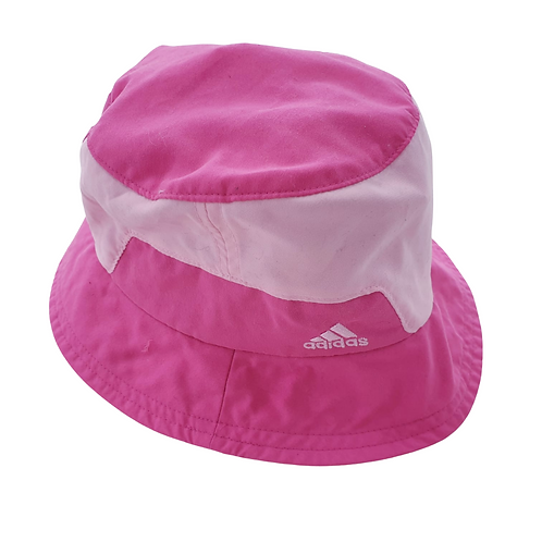 Adidas pink summer hat. One size