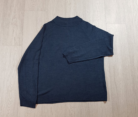 🦄atmosphere deep blue sweater size 18