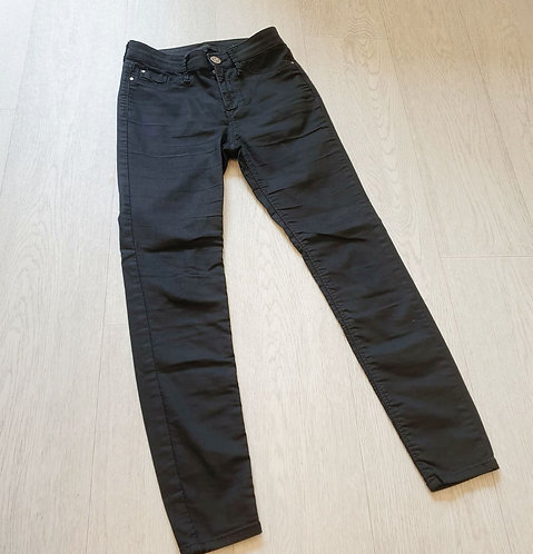🏵River Island coated jeans. Size 6 petite