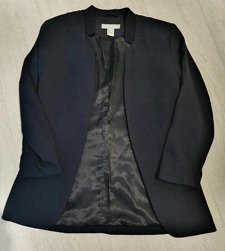 🌕H&M navy jacket. Euro 36