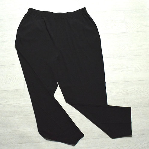 Bhs black trousers. Size 16