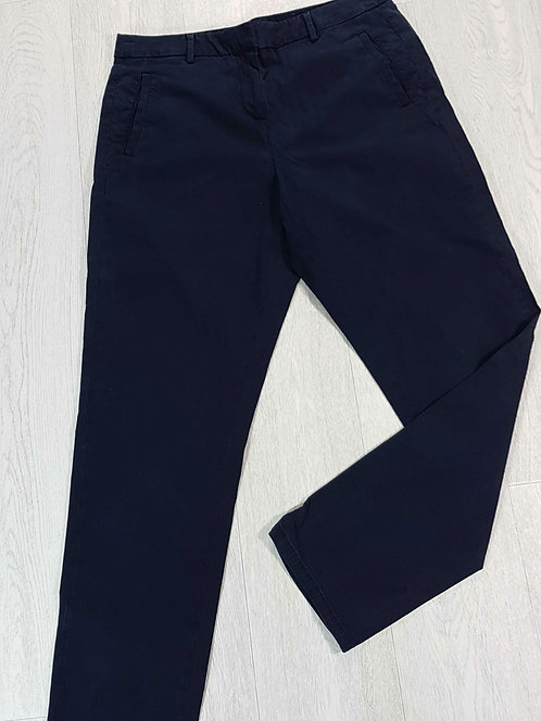 ◾M&S navy chino trouser. Size 12