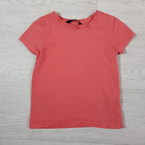George coral t-shirt 2-3yrs