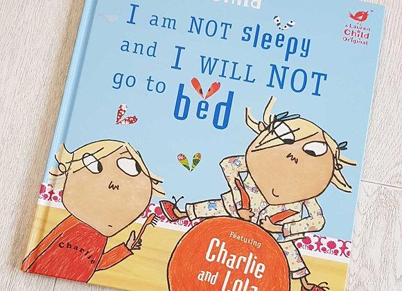 Charlie & Lola story book