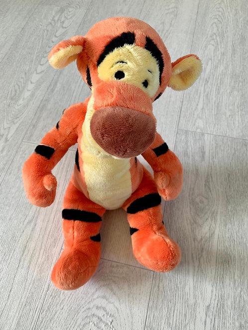 🌗Disney cuddly Tigger soft toy.