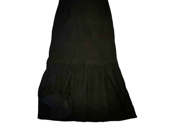 Betty Barclay long Black skirt. Uk 16 /Eu 42