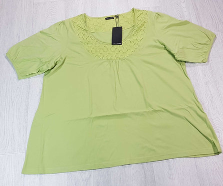 Rogers+Rogers green top. Size 28 NWT