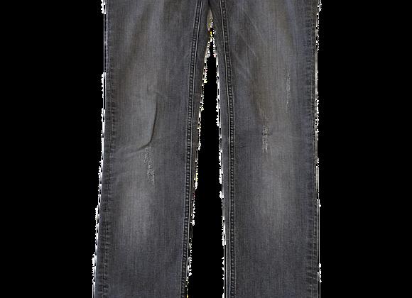 "Dolce & Gabbana very low waist tight fit jeans. 26"" waist"