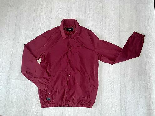●Firetrap dark red jacket. Size L