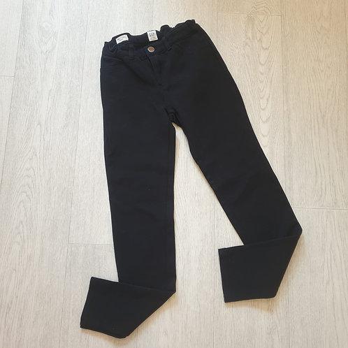 💚Gap kids black jeggings with adjustable waist. 10yrs