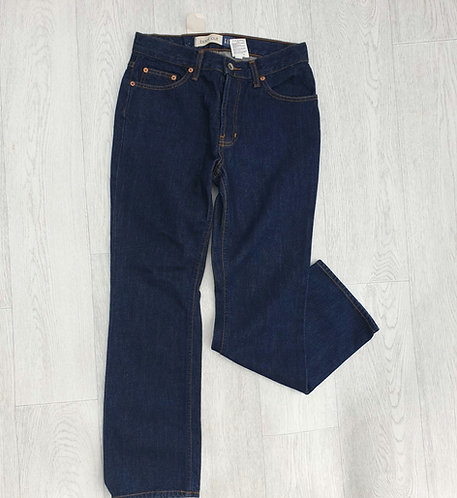 🌼Gap blue bootcut jeans. Size 8 NWT